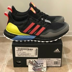 NEW Adidas Ultra Boost All Terrain Running Yeezy